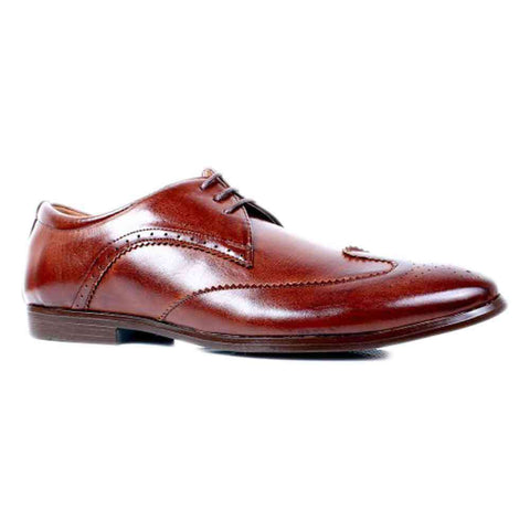 Chocolate Brown Formal Men's Shoes