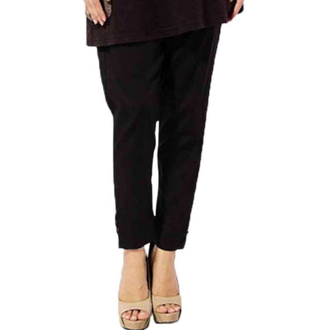Women's Cigeratte Pants Black