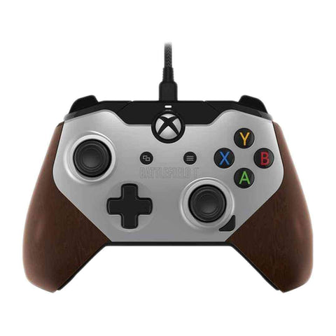 PDP Battlefield 1 Official Wired Controller For Xbox One & Windows Brown