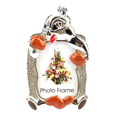 Photo Frame Silver Brown JP 939