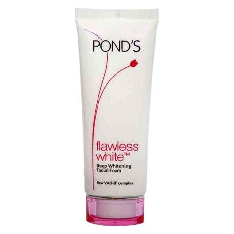 Ponds Flawless White Deep Whitening Facial Wash