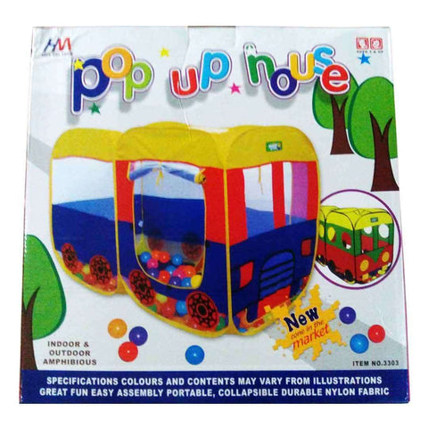 Pop Up House Tent