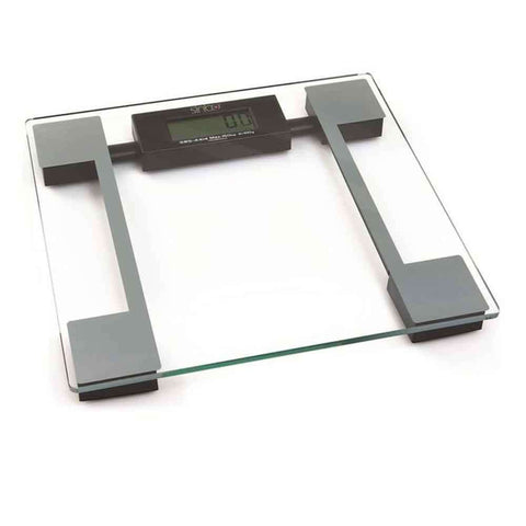 Grey Digital Bathroom Weight Scale By Sinbo