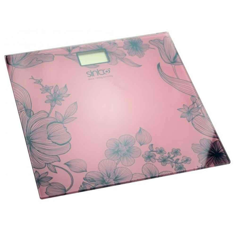 Sinbo Digital Bathroom Scale Gray Multi Colours