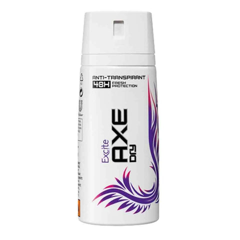 Excite Axe Dry Deodrant Body Spray for Mens