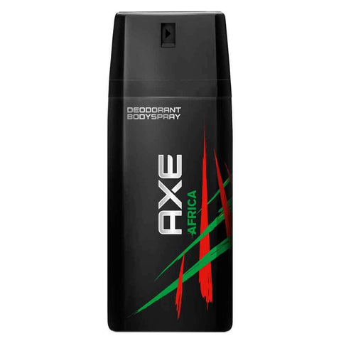 Axe Africa Deodrant Body Spray for Mens