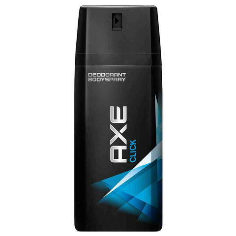 Axe Click Deodrant Body Spray for Mens