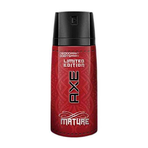 Axe Mature Deodrant Body Spray for Mens