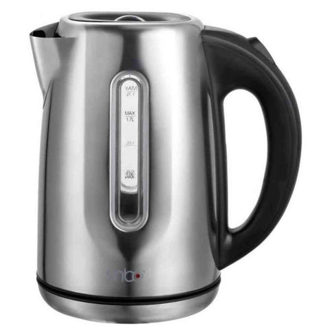 Sinbo Plastic Cordless Kettle Grey