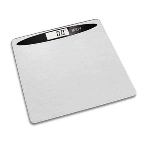 Sinbo Body Weight Scale Silver