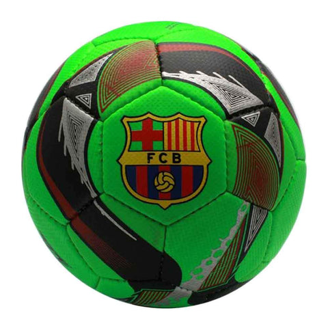 Sports City Football Planet Football Barcelona Green