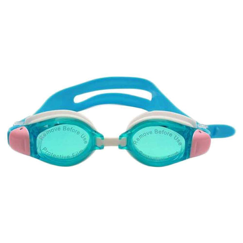 Sports City Swimming Junior Swimming Goggles Sky blue