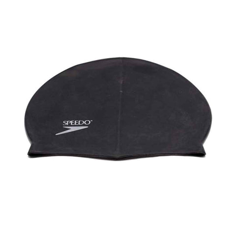 Silicone Swimming Cap Black
