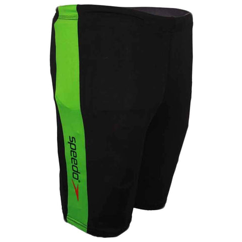 Sports City Swimming Swimming Shorts Green Striped