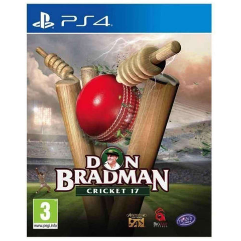 Don Bradman Cricket 17  PS 4