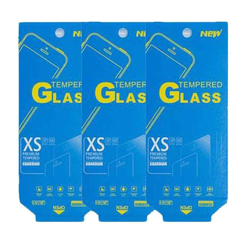 XS Tempered Glass Screen Protector For iPhone X