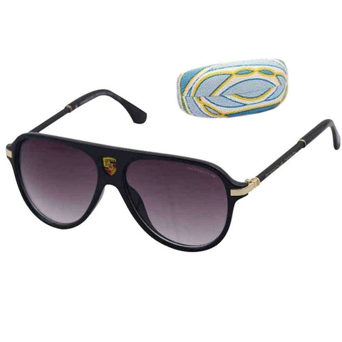 Persol Black Sunglasses Porsche