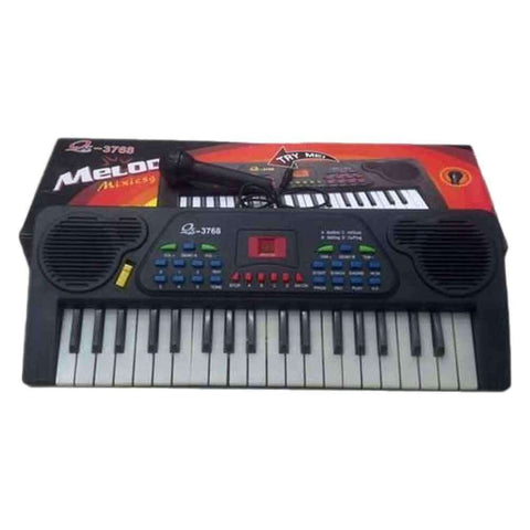 Black Melody Piano With 37 Keys - ZEES-0263