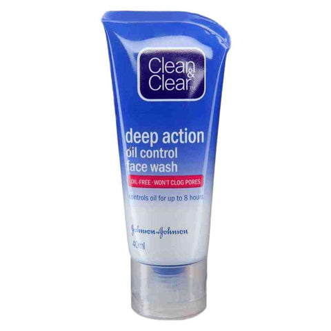 Clean & Clear Tube Face Wash 40ml