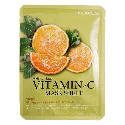 Baroness Vitamin C Mask Sheet
