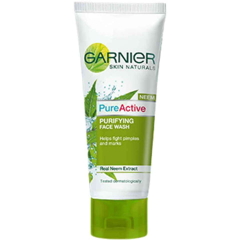 Garnier Face Wash 60ml