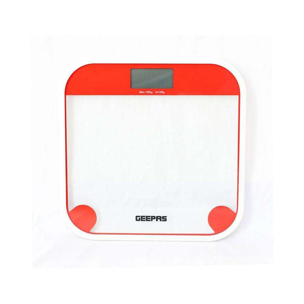 Geepas Digital Personal Health and Weight Scale