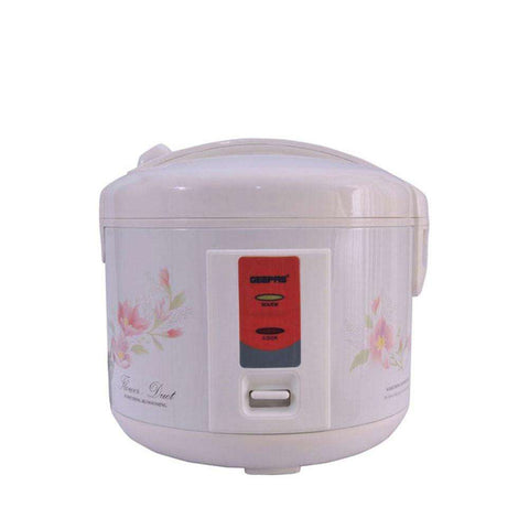 Geepas Rice Cooker White