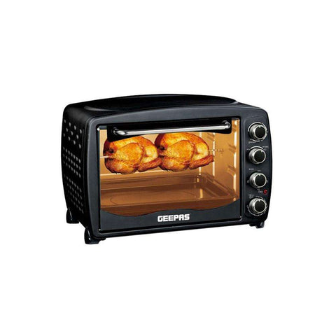 Geepas Electric Oven Black
