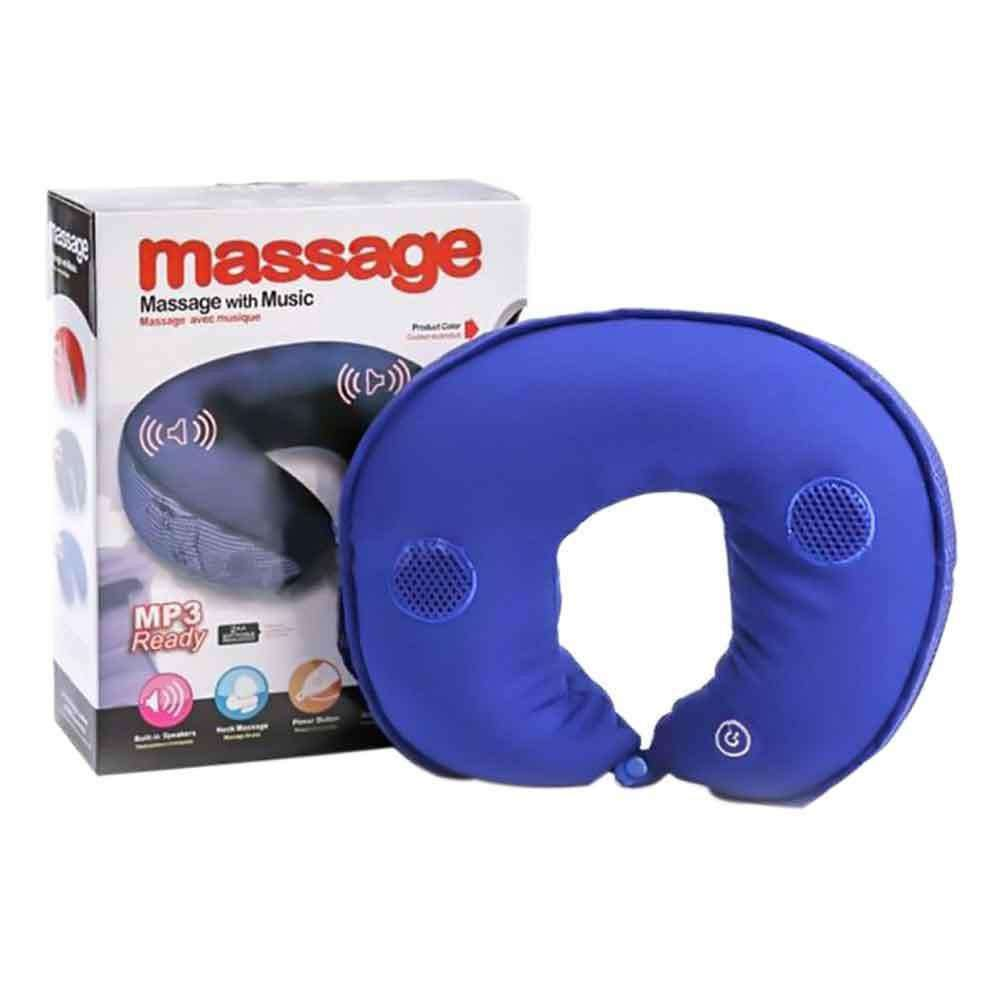 Neck Massager with mp3 Music
