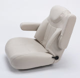 3125 Tellico Premium Bucket Chair Recliner w/ Folding Arm Rests - Arm Rest Up