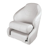 Wise 3315 Baja Series Ski Boat Bucket Seat Bolster Up View