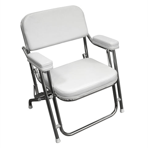 Wise 3316 Boaters Value Folding Deck Chair - Offshore Seat