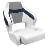 Wise 3338-1773 Baja XL Oversized Bucket Seat w/ Flip Up Bolster