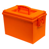 Wise 5604-15 Action Sport Dry Utility / Ammo Large Box - Orange