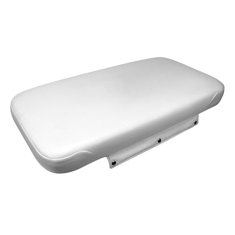 8WD1506-784 Yeti 65 Qt Cooler Cushion in White Vinyl