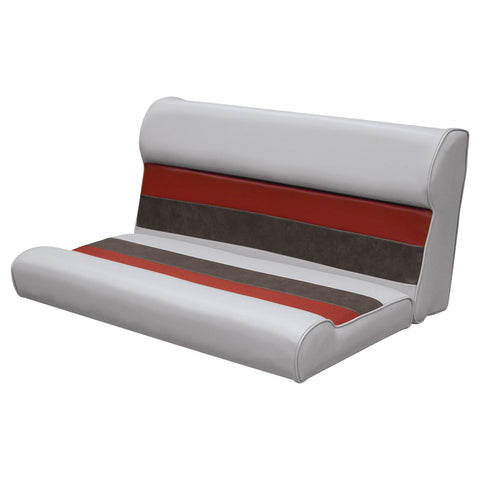 "Wise 8WD100 Deluxe Series Pontoon 37"" Bench Cushion Set"