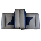 Wise 8WD1033 Contemporary Series Lounge Reclining Back to Back Seat : Run-a-bout / Fish & Ski - Overhead View