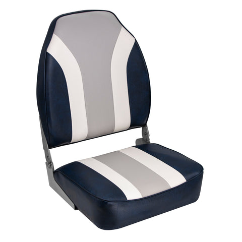 Wise 8WD1062LS-932 High Back Fishing Boat Seat