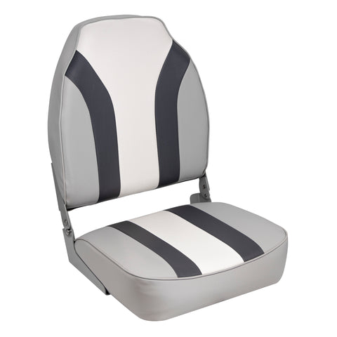 Wise 8WD1062LS-975 High Back Fishing Boat Seat