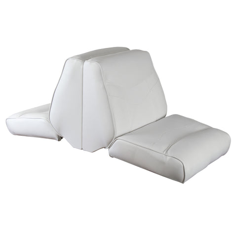 Wise 8WD1173-0030 Bayliner Series Lounge Reclining Seat : Run-a-bout / Fish & Ski