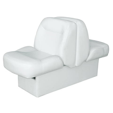 Wise 8WD1225-0030 Bayliner Series Lounge Reclining Seat : Run-a-bout / Fish & Ski