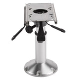 "Wise 8WP144 Standard Mainstay Marine Pedestal w/ 2 3/8"" Post"