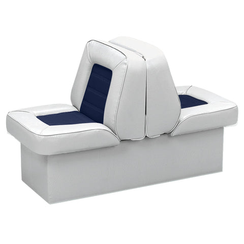 Wise 8WD505P-1-660 Deluxe Series Contoured Lounge Seat : Run-a-bout / Fish & Ski