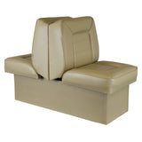Wise 8WD505P-1-715 Deluxe Series Contoured Lounge Seat : Run-a-bout / Fish & Ski