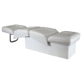 Wise 8WD505P-1 Deluxe Series Contoured Lounge Seat - Reclined View