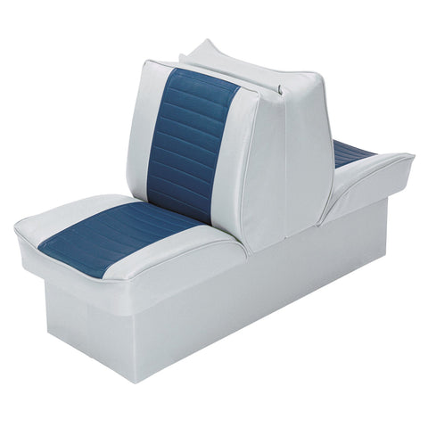 Wise 8WD521P-1 Small Watercraft Bucket Style Back to Back Lounge Seat