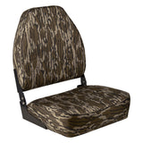 Wise 8WD617PLS-730 High Back Camo Boat Seat - Mossy Oak Original Bottomland