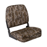 Wise 8WD618PLS-730 High Back Camo Boat Seat - Mossy Oak Original Bottomland