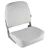 Wise 8WD734PLS-710 Low Back Boat Seat - White