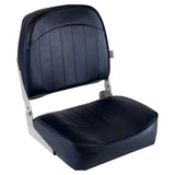 Wise 8WD734PLS-711 Low Back Boat Seat - Navy